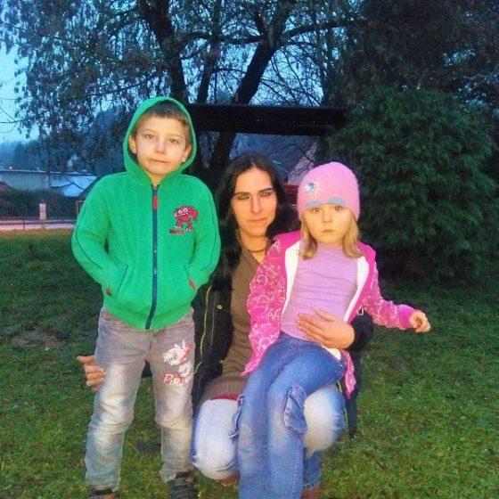 Veronika, Lukášek a Natálka (R21)